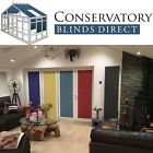 Perfect Fit Bi-Fold Pleated Door Blinds