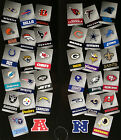 NFL Diamond-Plate Playing Cards (1 Deck - Select Your Team)