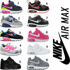 Nike Air Max TD Kids Infants Baby Toddler Leather Trainers Shoes  Boys Girls