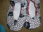HOUSTON TEXANS BOWLING SHOE COVERS-MED, LG OR XL on eBay