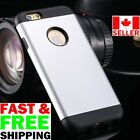 Slim Armor Case For iPhone 6 / 6S Advanced Shock Absorption