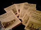 Windmillers' Gazette Periodical, used, your choice 1982-1986 issues