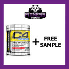 CELLUCOR C4 MASS Pre-Workout Muscle Mass 30 Servings + Free TSHIRT
