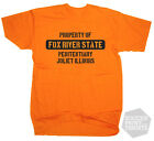 Prison Break Fox Inmate Uniform Funny TV Halloween T-Shirt In All Sizes