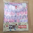 Girls One Direction Onesie/pyjamas,age 9-10 Years,cotton,harry/liam,brand New