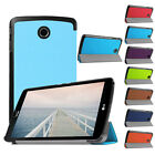 Folio PU Leather Smart Case Stand Cover For LG G Pad F 8.0 Tablet V495/V496
