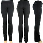 Womens Reebok Leggings Slim Fit Pants Black / Grey Sizes XS S M L Tag Price $55