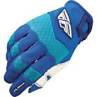 Fly Racing F 16 Glove Blue/White ( Pick Your Size )