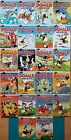 Donald Duck von Carl Barks Entenhausen - Edition 1 - 50  ungelesen 1A  abs. TOP