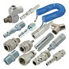 Air Line Hose Coupler Fittings Euro & PCL Female Male End Quick Connector Baynet