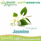 earthessence JASMINE 3% JOJOBA  ~ CERTIFIED 100% PURE ESSENTIAL OIL .