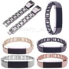 Stainless Steel Metal Band Strap Wristband Bracelet For Fitbit Alta/Alta HR