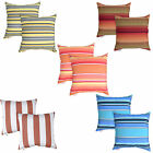 "Sunbrella 18""x18"" Toss Pillows Home Decor Zipper Body Throw Pillows Set-2PC"