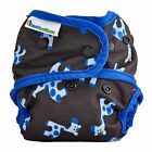 Best Bottom Reusable Cloth Diaper - SNAP - washable shell eco friendly && cute 1
