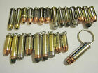 Converted Brass Bullet Keychains - Over 90 Variations - Handmade in the USA
