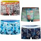 4 pcs JINSHI Men's underwear bamboo fiber briefs
