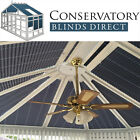 Perfect Fit Pleated Conservatory Blinds