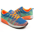 Women's BRW811blue Tennis Athletic Shoes Running Training Shoes Sneakers Outdoor
