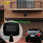 Solar Outdoor Human Body Induction Garage 30LED Wall Lamp Is Super Bright B CA