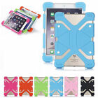 For HP Samsung Mostly Tablet Shockproof Stand Soft Silicone Elastic Cover Case