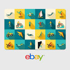 Kyпить eBay Digital Gift Card - Sports & Outdoor Designs - Email Delivery на еВаy.соm