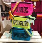 Victoria's Secret PINK Cooler & Mini Dog Keychain Choose from 3 colors NEW RARE
