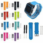Silicone Watch Band Wrist Strap with Tools & Pins For Garmin Forerunner 920XT