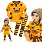 "Vaenait Baby Toddler Kids Boy Girl Clothes Sleepwear Pajama Set ""T.Tiger"" 12M-7T"