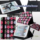 FOLIO LEATHER STAND CASE COVER For Amazon Kindle Fire 7 inch Tablet + STYLUS