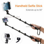 Selfie Stick Monopod+Bluetooth Remote for iPad 2 3 4 Air Tablets Camera Gopro