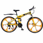 Altruism X9 New Folding Bicycles 24Speed 26inch Double Disc Brake Mountain Bike