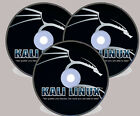 KALI LINUX COMPLETE TRAINING PROGRAM FROM SCRATCH VIDEO TUTORIAL DVD
