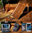 Samsung Galaxy S7 Edge Leather Removable Wallet Card Magnetic Flip Case Cover