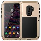 Shockproof Gorilla Glass Metal Heavy Duty Cover Case for Samsung Galaxy S7 Edge