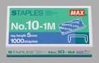 Max Staples No.10-1M  Made In Japan