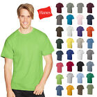 Hanes ComfortBlend 50/50 Plain Tee Blank Solid Short Sleeve Mens T-Shirt - 5170 image