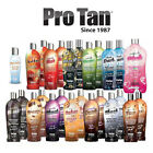 Sunbed Tanning Accelerator Lotions by Pro Tan Hot Tingle Bronzer 250ml + GIFT!