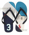 RALPH LAUREN MEN'S KANE FLIP FLOP/ SANDALS/ SLIPPER NEW