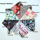 New Lesportsac Medium Cosmetic Bags Pouches Assorted Prints (C-D)