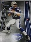 Peyton Manning Indianapolis Colts Quarterback FatHead Giant Sticker Poster NFL