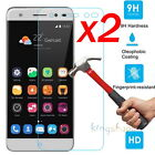 2Pcs 9H Premium Tempered Glass Cover Screen Protector Film For ZTE Cell Phone