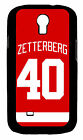 Henrik Zetterberg Detroit Red Wings Samsung Galaxy S3/S4/S5 Case Cover $44.99 USD on eBay