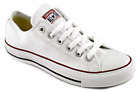 Scarpa uomo e donna Converse All Star Sneakers Chuck Taylor all black all white