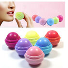 Hot Organic Ingredients Lip Protector 6 Colors Sweet Fruit Embellish Lip Balm