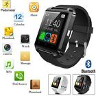 Bluetooth Smart Wrist Watch Phone Mate For IOS/Android iPhone Samsung HTC LG