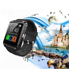 Bluetooth Smart Wrist Watch Phone Mate For IOS Android iPhone Samsung HTC 2016