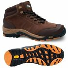 MENS S.24 COMPOSITE TOE CAP SAFETY MIDSOLE SAFETY WORK LEATHER WATERPROOF BOOTS