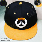 Blizzard Overwatch OW Logo Embroidered Unisex Baseball Hat Cap Gift