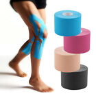 4rolls 5m*5cm Kinesiology Tape Elastic Sport Physio Muscle Strain Injury Support
