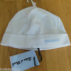 Tartine et Chocolat baby boy white blue hat bonnet 6-9 m BNWT